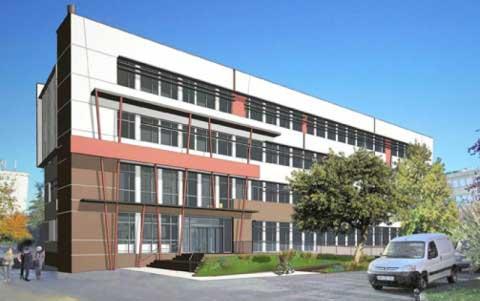 Restructuration bâtiment B et L – CNRS