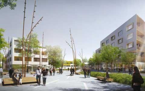 250 logements neufs & Parking