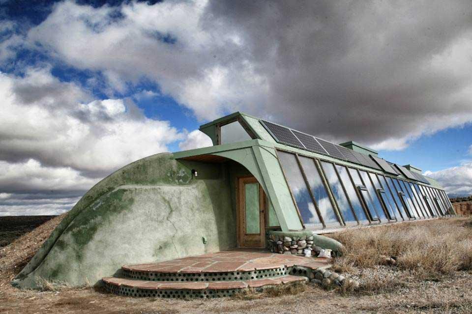 Le géonef est autosuffisant en énergie - Jenny Parkins - Flickr