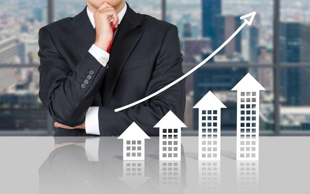 Le marché de la construction est en croissance - Shutterstock