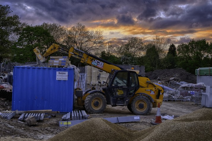 Le marché de la construction est tiré par les logements collectifs - cc Steven H - Flickr