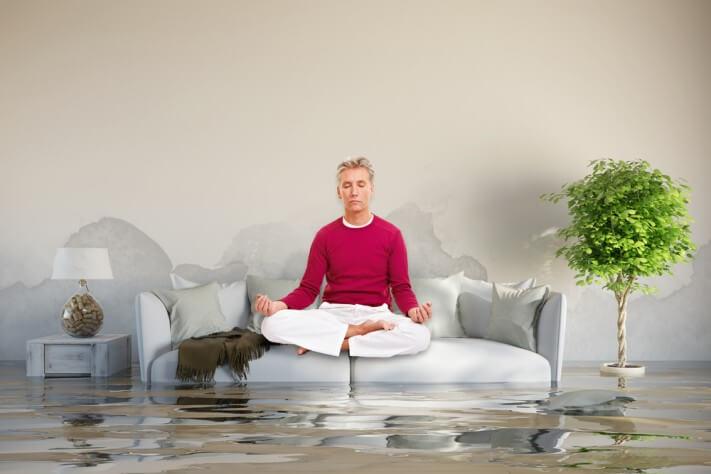 les normes de construction maison individuelle impose de vérifier les zones inondables