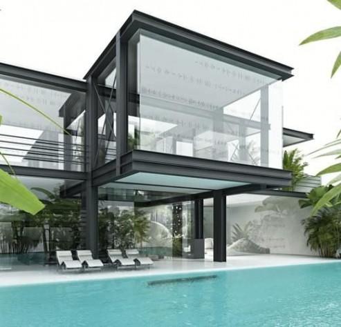 exemple de construction structure métallique