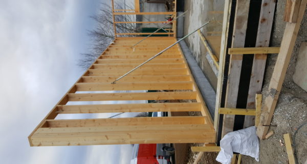 Construction du groupe scolaire « Jehan de Brie »