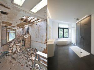 Rénovation intérieure batiment